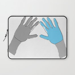 Perfection is Boring Laptop Sleeve