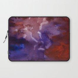 Make Purple Laptop Sleeve