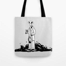 Deadtective Mori Tote Bag