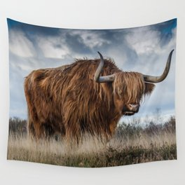 Highlander 1 Wall Tapestry
