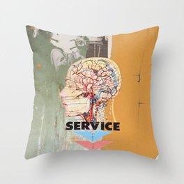 ideals Throw Pillow