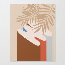 Tropical Breeze 01 Canvas Print