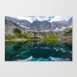 Biberwier, Austria Canvas Print