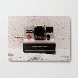 Pronto B Land Camera, 1977 Metal Print