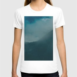 North Cascades Fog T-shirt