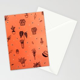 misspaul PLANTS Stationery Cards