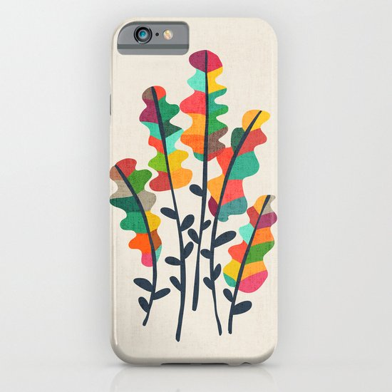 Flower from the meadow iPhone & iPod Case