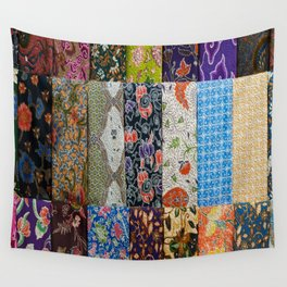 Patchwork Gypsy Wall Tapestry
