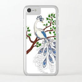 The Moonlark Clear iPhone Case