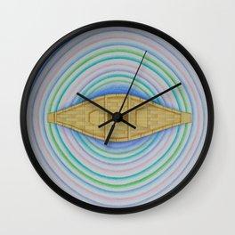 Boat life Wall Clock