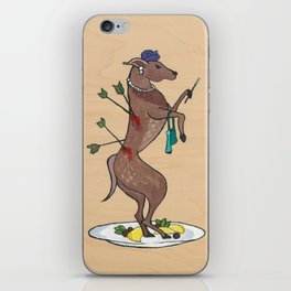 Animal Poverty I iPhone Skin