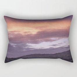 Sunset at Prince Edward Island Rectangular Pillow