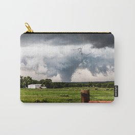 Siren - Large Tornado In Texas Panhandle Carry-All Pouch