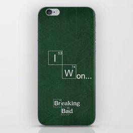 I Won iPhone Skin