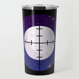 Aim for the Moon Travel Mug