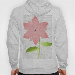 Urban Pink flower Hoody