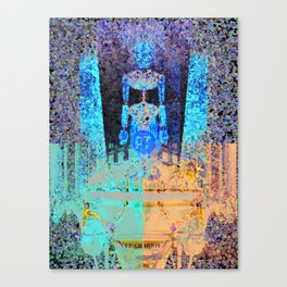 Le Chariot Canvas Print