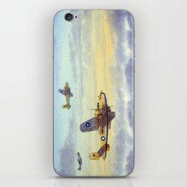 B-25 Mitchell Aircraft iPhone Skin