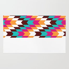 Tribal Chevron II Rug