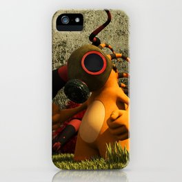 GasTon and Tento iPhone Case