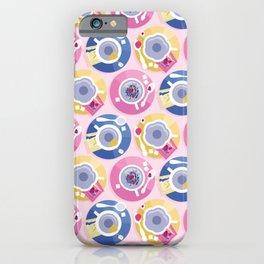 Pastel Tea Party iPhone Case