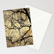 Branches Pattern and Texture Stationery Cards