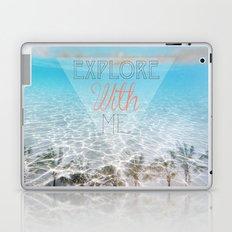 Tropical Exploration  Laptop & iPad Skin