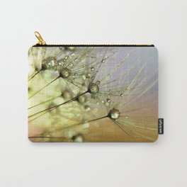 Dandelion & Droplets Carry-All Pouch
