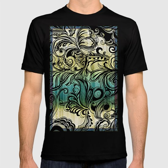 Swirl and Curl T-shirt