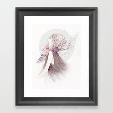 Faceless Series #1 Framed Art Print