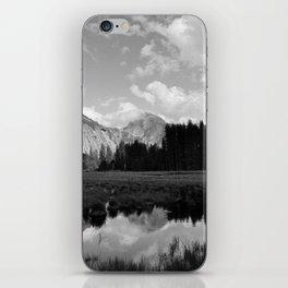 Half Dome Reflection iPhone Skin