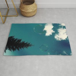Expect Miracles Photography Rug