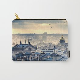 Rooftops in Paris Carry-All Pouch