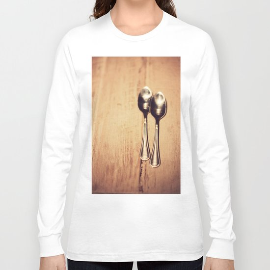 Two spoons Long Sleeve T-shirt