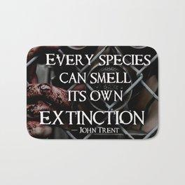 Extinction Bath Mat
