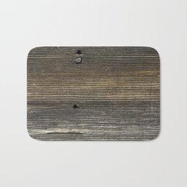 Barn-wood 1 Bath Mat