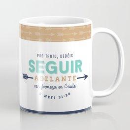 Seguir Adelante {Flechas} Coffee Mug