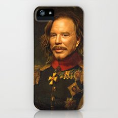 Mickey Rourke - replaceface Slim Case iPhone (5, 5s)