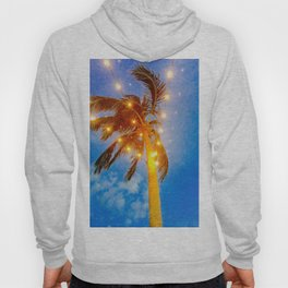 A Party Palm in Naples Florida Hoody