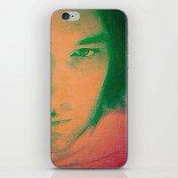 apollo iPhone & iPod Skins featuring Apollo incarnate by Angela Pesic
