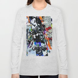 A Mess of Color Long Sleeve T-shirt