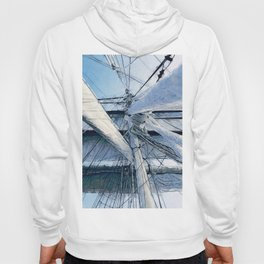 Nautical Sailing Adventure Hoody