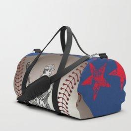 Old Time Baseball Duffle Bag