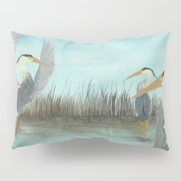 Heron Pillow Sham