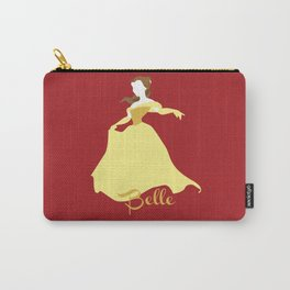 Belle from Beauty and the Beast Carry-All Pouch