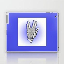 Go Forth and Prosper Zentangle Greeting Laptop & iPad Skin