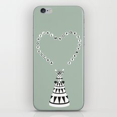 ABC CIRCUS iPhone & iPod Skin
