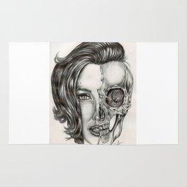 Half Dead - Angelina Jolie x Scull Rug