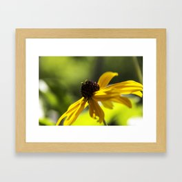 am wegrand_3 Framed Art Print