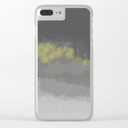 Ray of Sunshine Clear iPhone Case